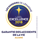 logo excellence garantie accidents de la vie Tolède Royan